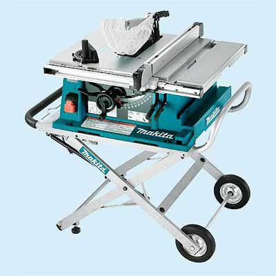 Makita 2705X1 With Stand Portable Table Saw