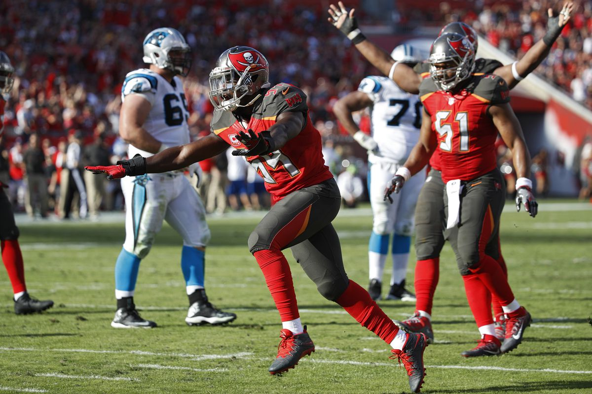 Lavonte David T J Ward likely to play against Cardinals Bucs