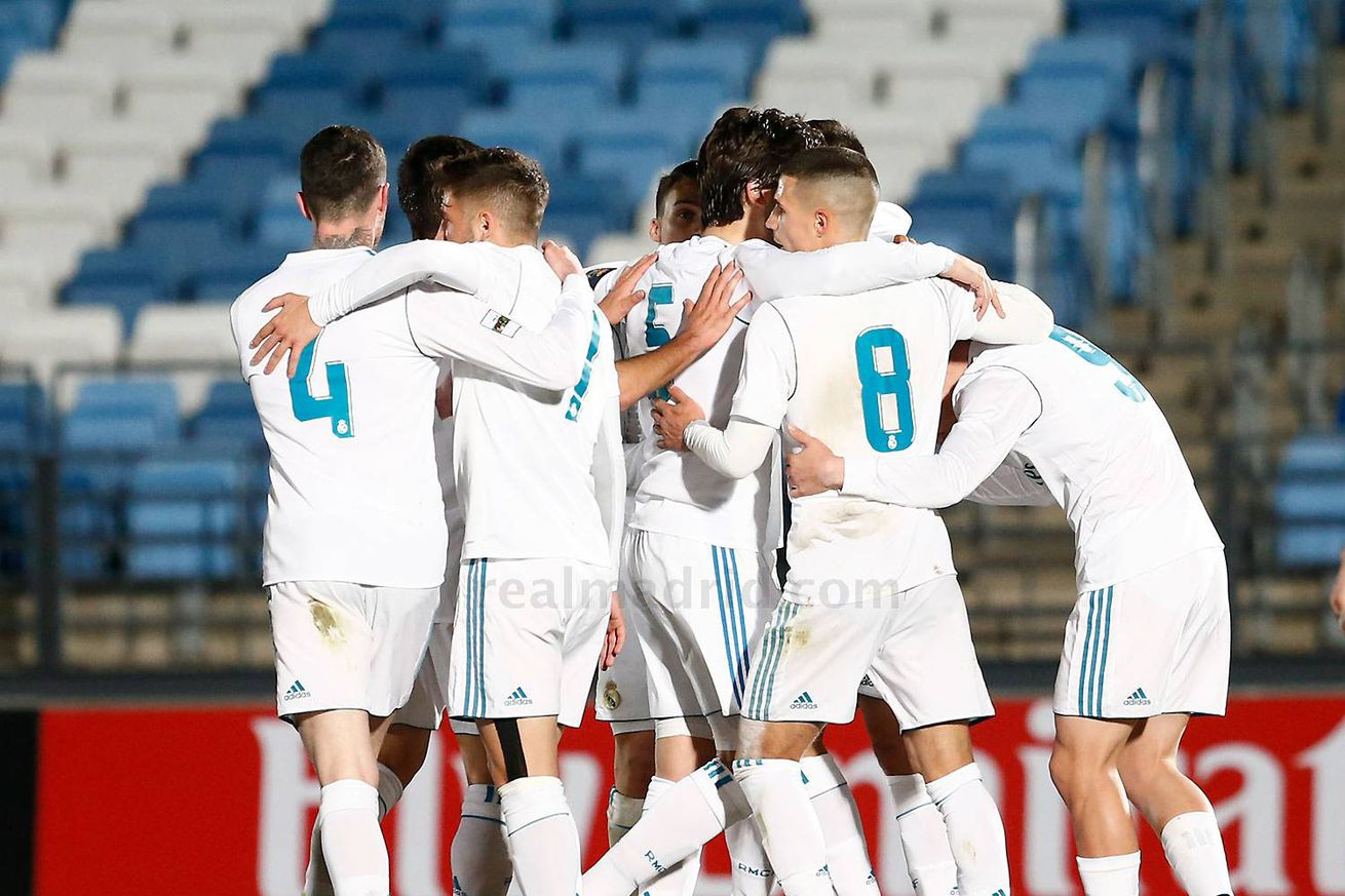 Match Review: Guijuelo 1-1 Real Madrid Castilla