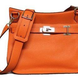 "<a href=""http://f.curbed.cc/f/Portero_SP_RackedALL_080713_HermesGypsy"">Hermes Orange Togo 34cm Gypsy Bag with Palladium Hardware - 20% OFF</a>"