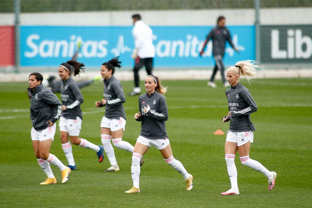 Real Madrid Women v Athletic Club Women - Primera Division Femenina