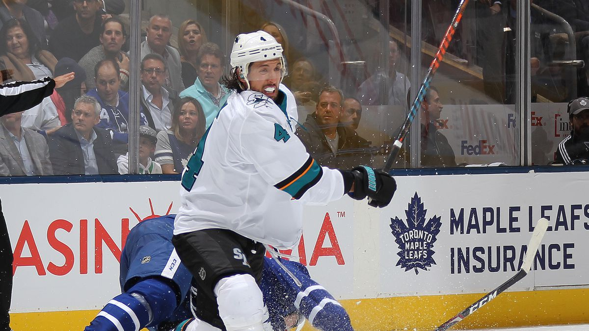 San Jose Sharks v Toronto Maple Leafs