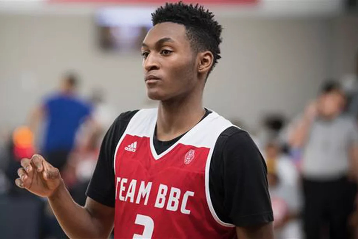 Quickley commits to Kentucky