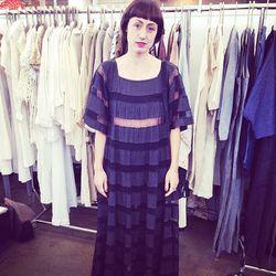 "Rhianna Tycholis of LA's <a href=""http://mixedbusinessla.com/""target=""_blank"">Mixed Business</a>."