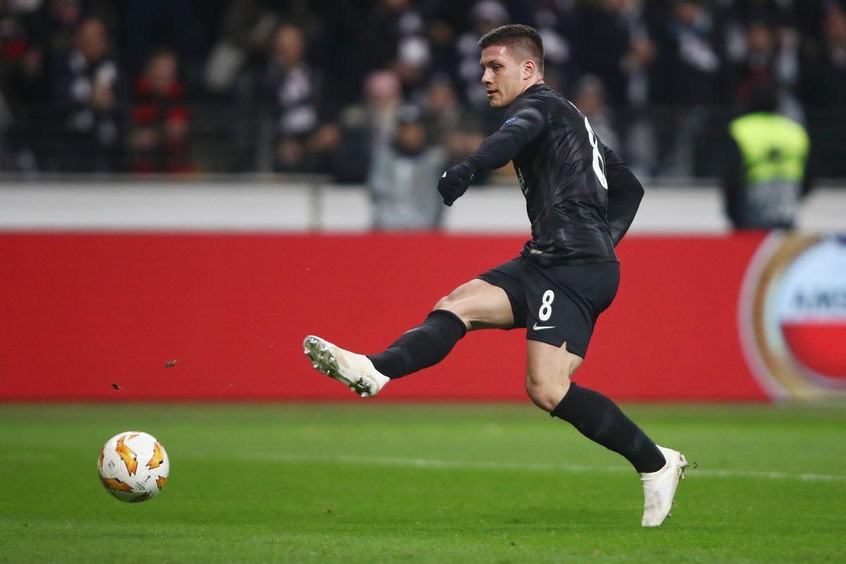 Eintracht Frankfurt v Olympique de Marseille - UEFA Europa League - Group H