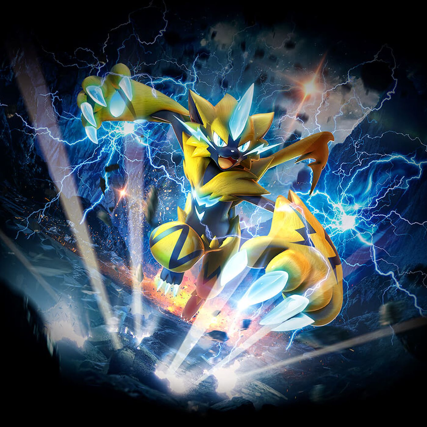 Pokemon S Zeraora Event Dates How To Get The New Legendary Polygon