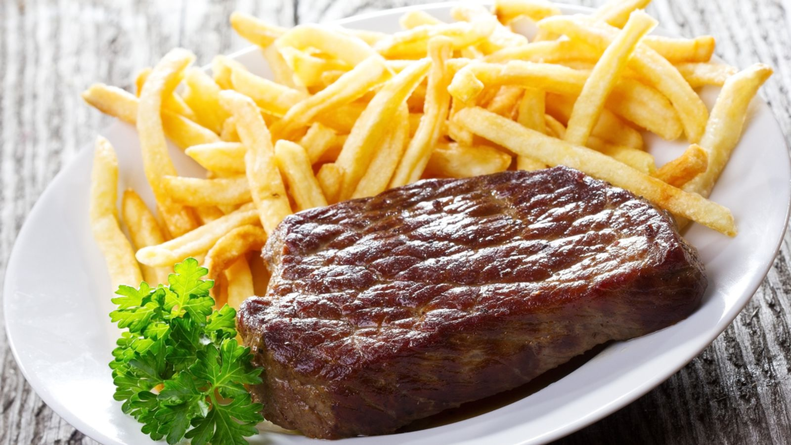 Steakhouse Frites