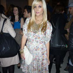 Socialite and reality TV personality Tinsley Mortimer