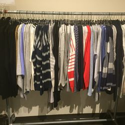 Sweaters, $99-$199