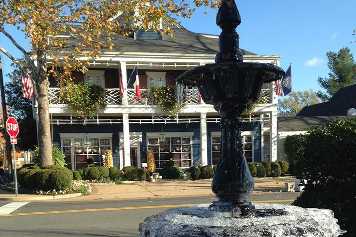 Inn at Little Washington.