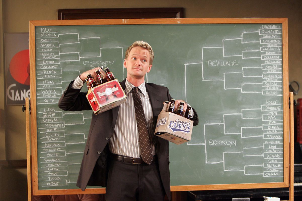 How I Met Your Mother, Season Four