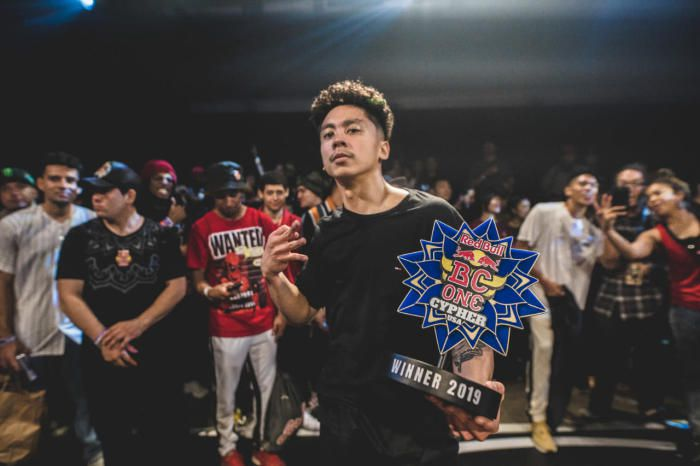 2019 Red Bull BC One National B-Boy Champion Icey Ives