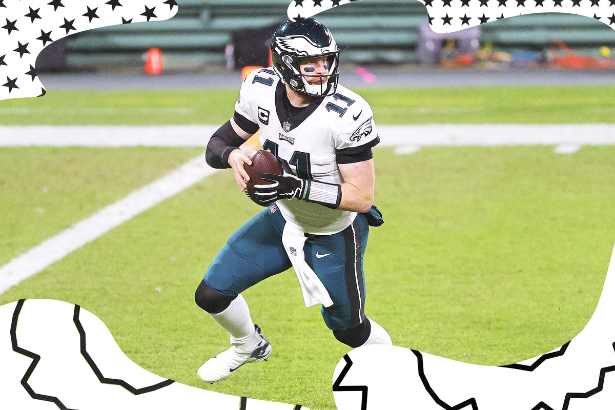 How Carson Wentz went from Eagles savior to benched QB - SBNation.com