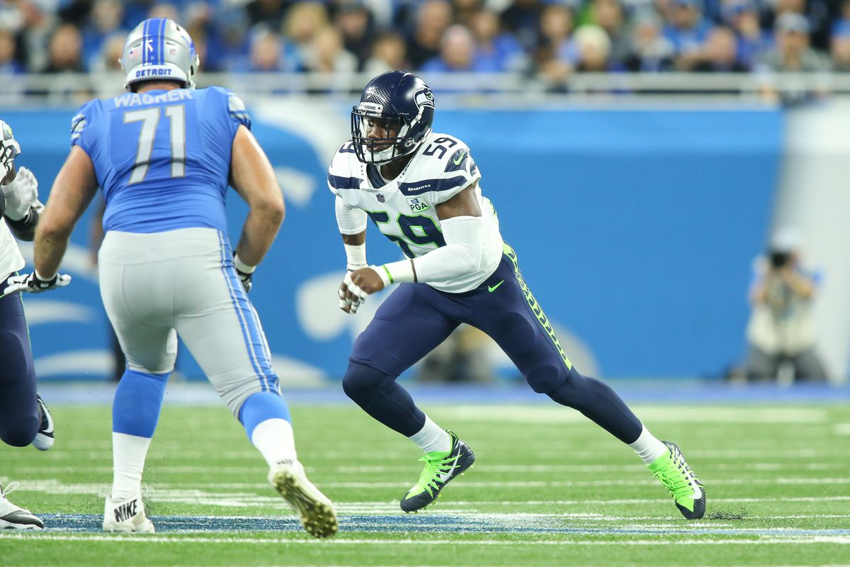 NFL: OCT 28 Seahawks at Lions