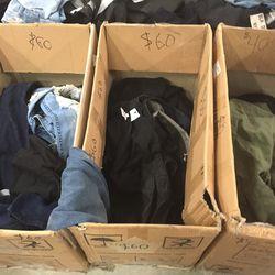 $40 and $60 bins