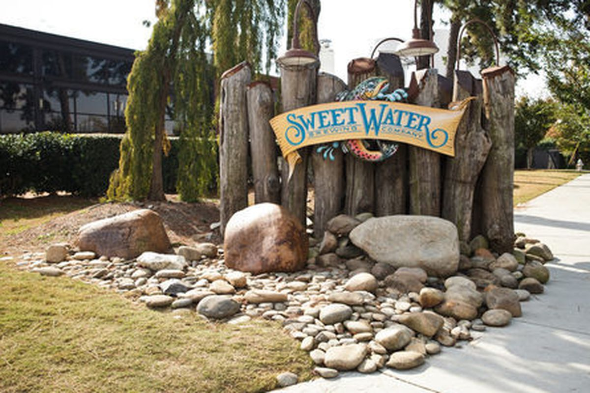 SweetWater Brewing.