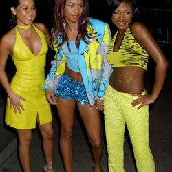 Remember 3LW (3 Little Women), the early-aughts R&B trio that might've had a shot at the big leagues had Destiny's Child not existed? They went to the Met Gala in 2001. Dressed like this.