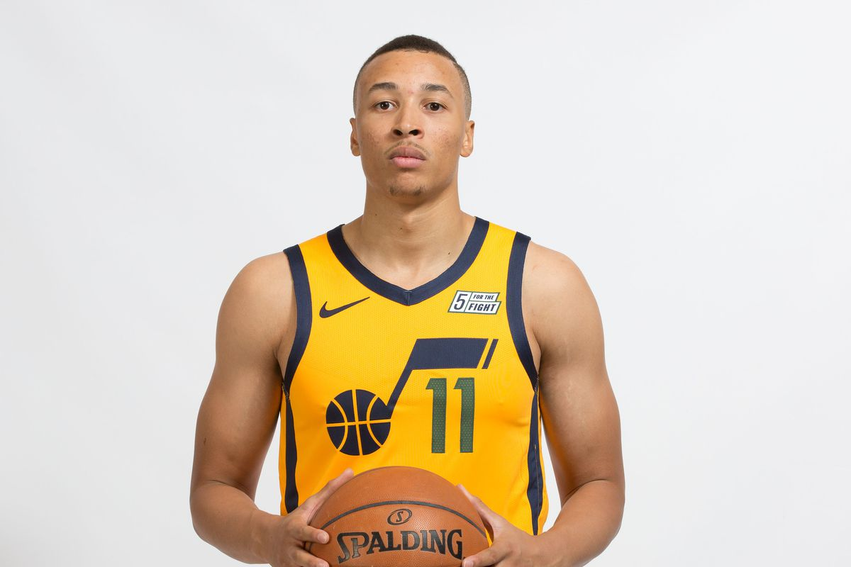 Dante Exum Could Make His Return To The Court Friday Vs The