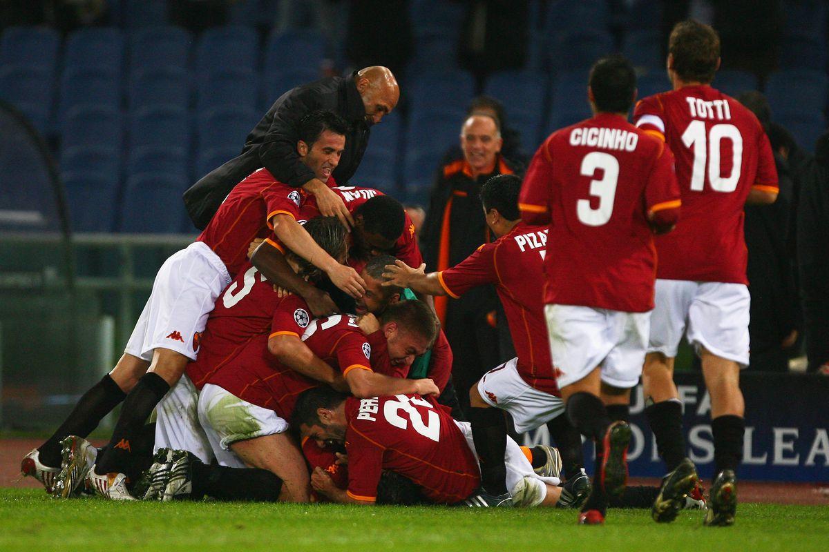 AS Roma v Chelsea - UEFA Champions League