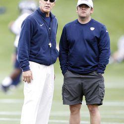 Pete and John.