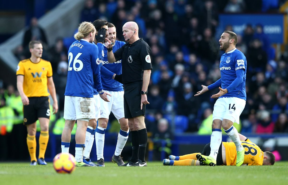 Everton weaknesses of the squad going forward - Royal Blue ...