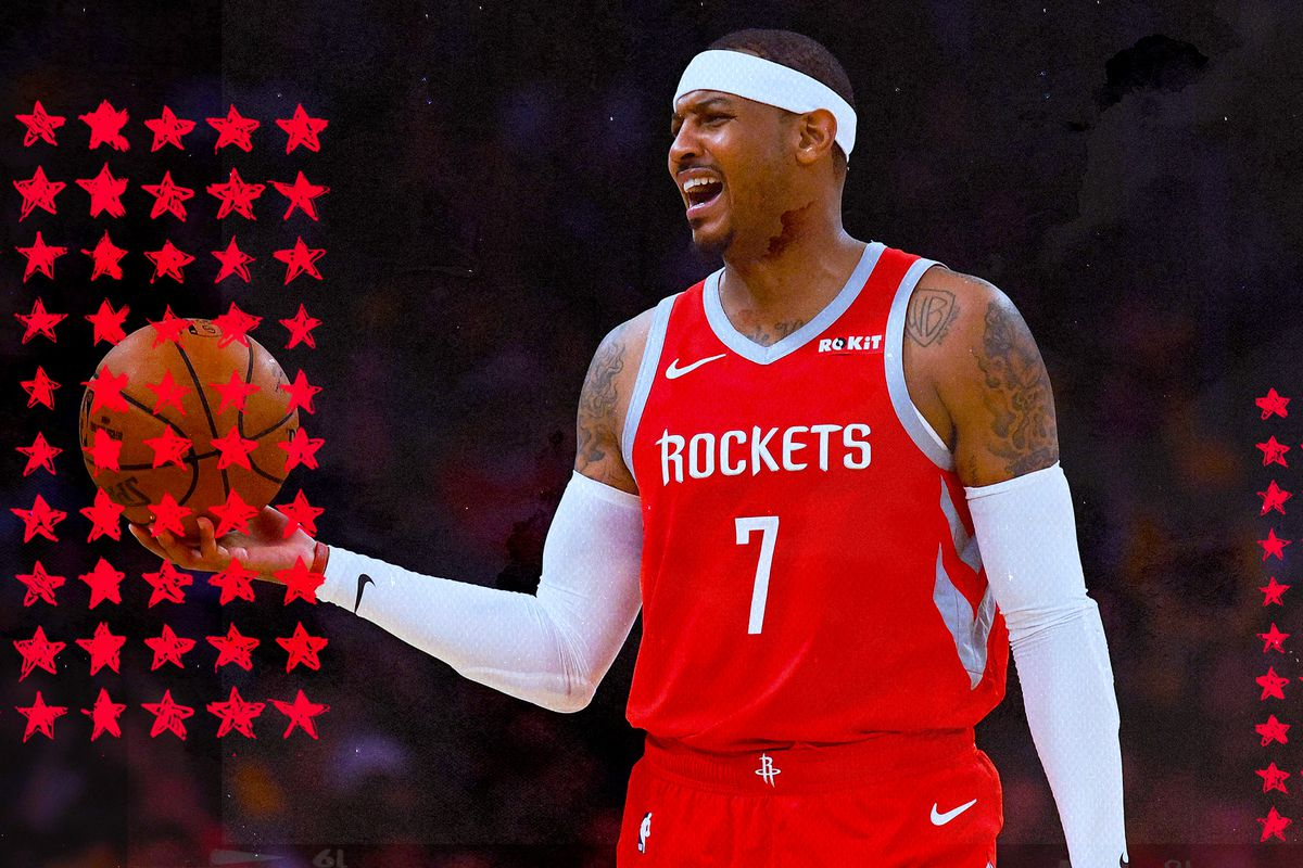 5b80ee705f42 Carmelo Anthony s stubbornness is ruining the graceful ending his career  deserves