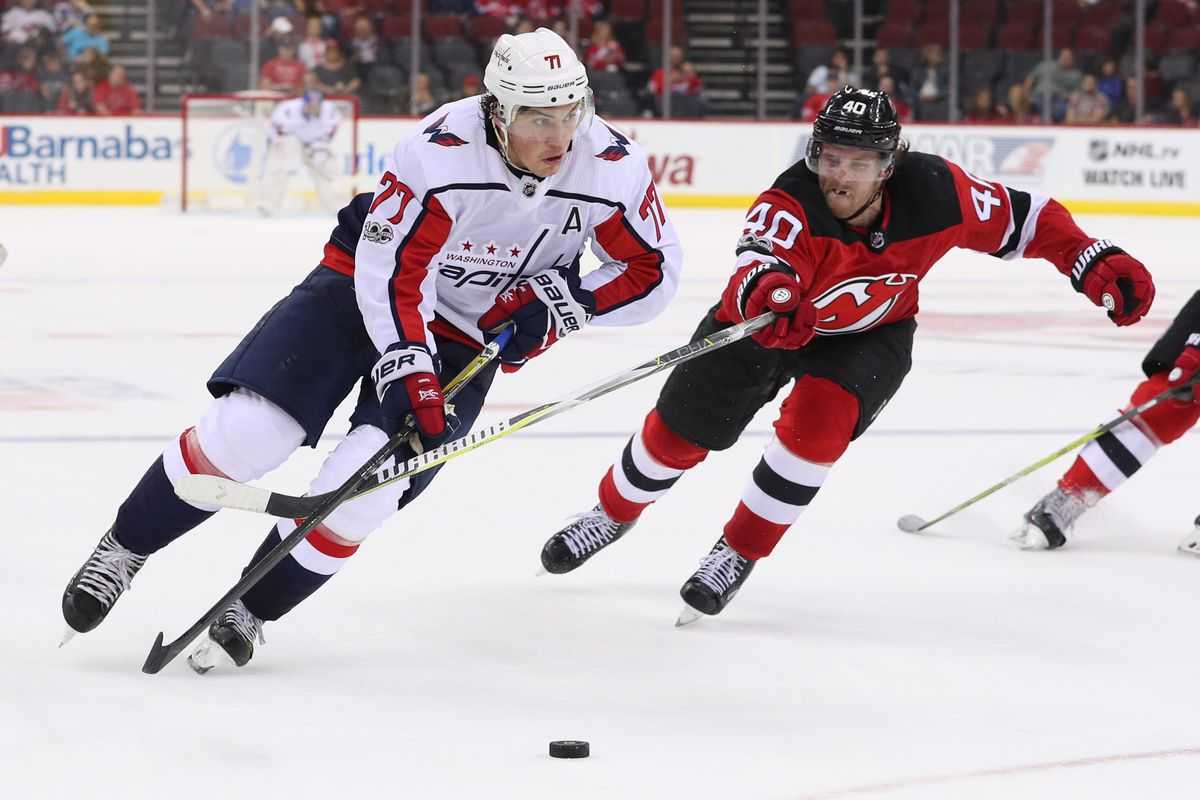 Capitals   Devils Game Thread - Japers  Rink 2239f626738