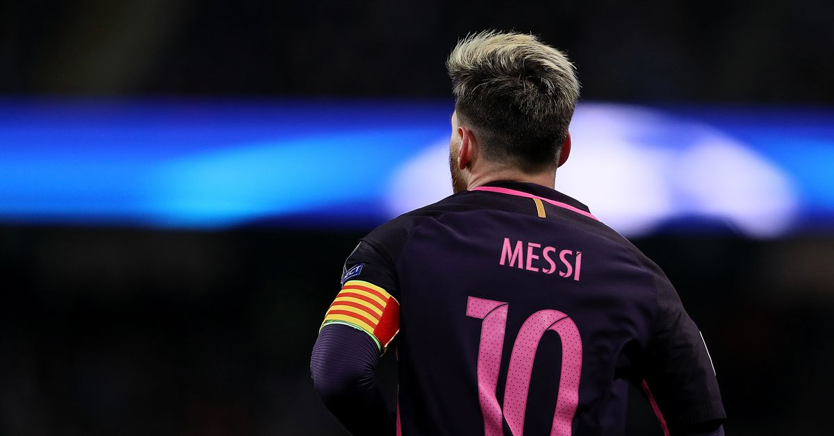 Barcelona To Go For For Purple Away Kit In 2021 22 Barca Blaugranes