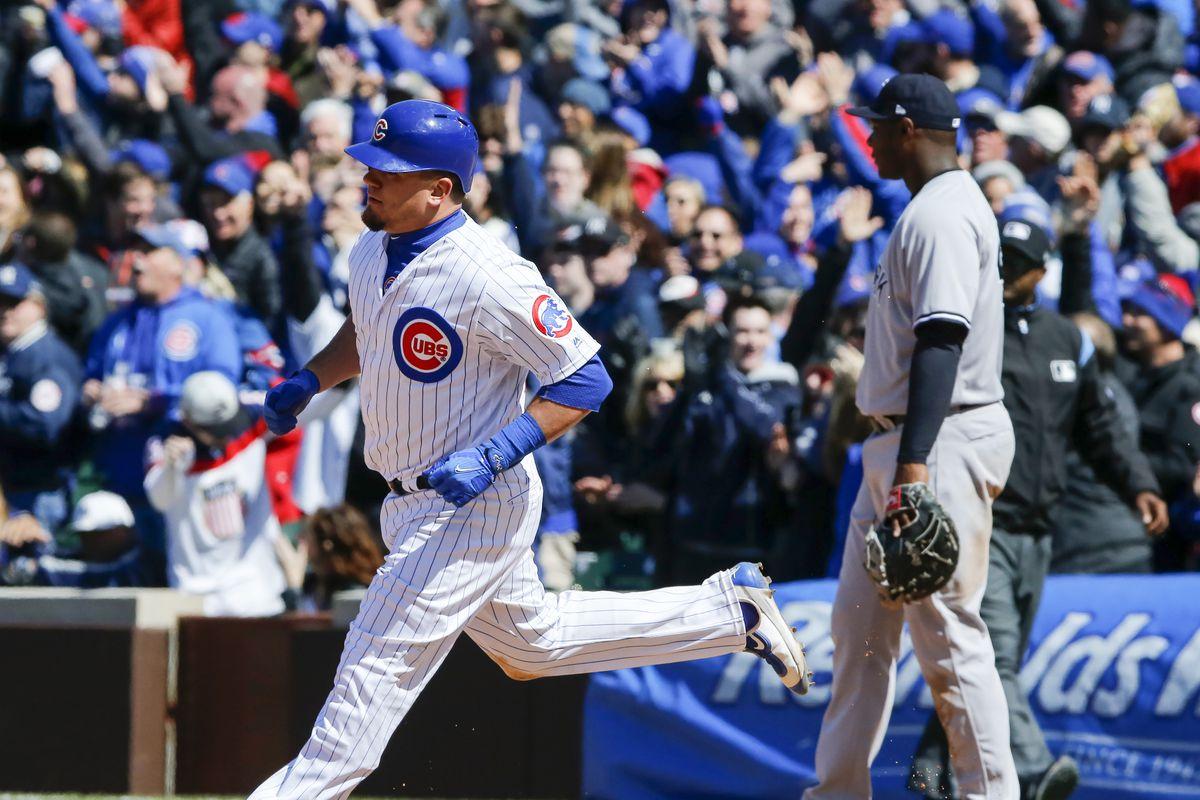 NY Yankees at Chicago Cubs