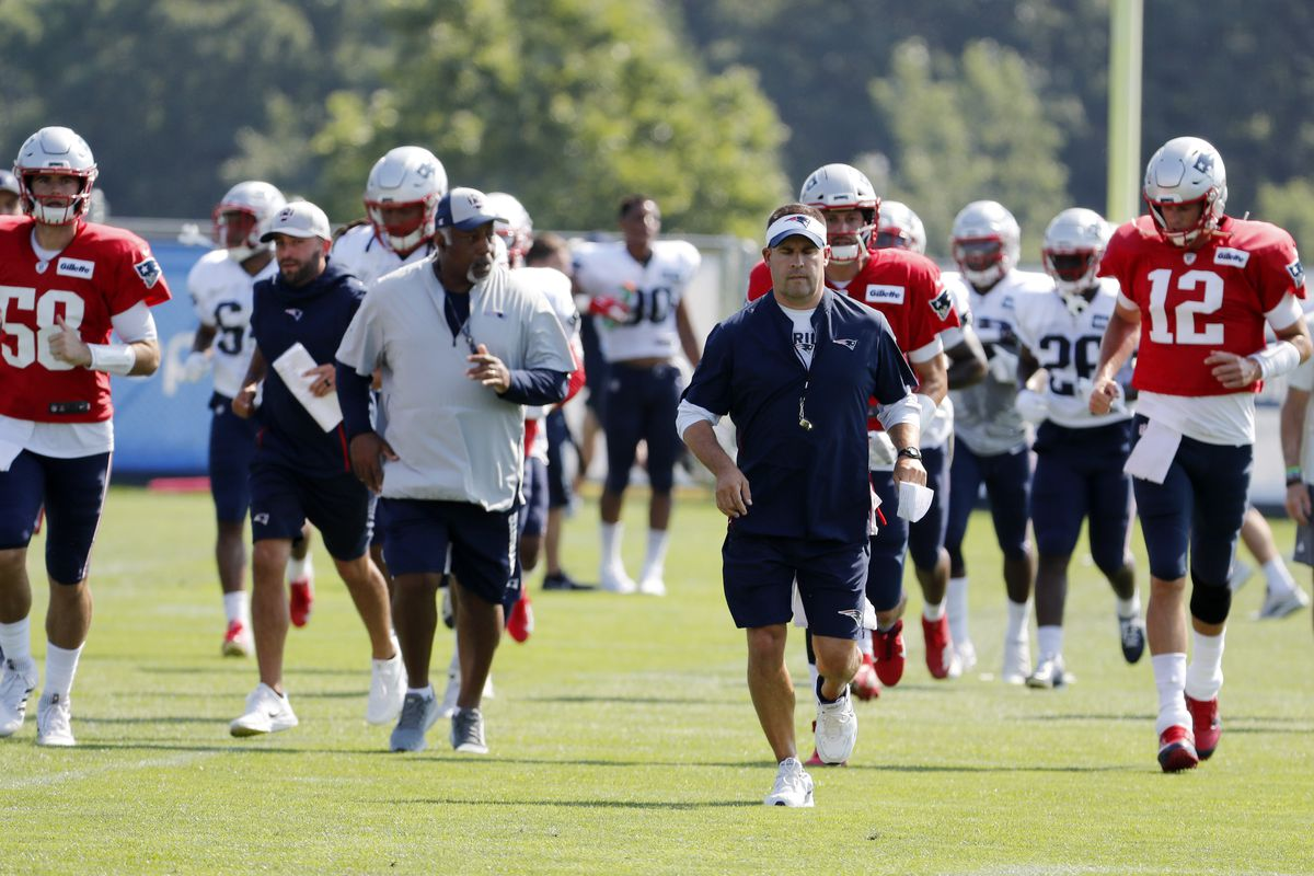 671678de What to watch for during Patriots' joint practices with Lions - Pats ...