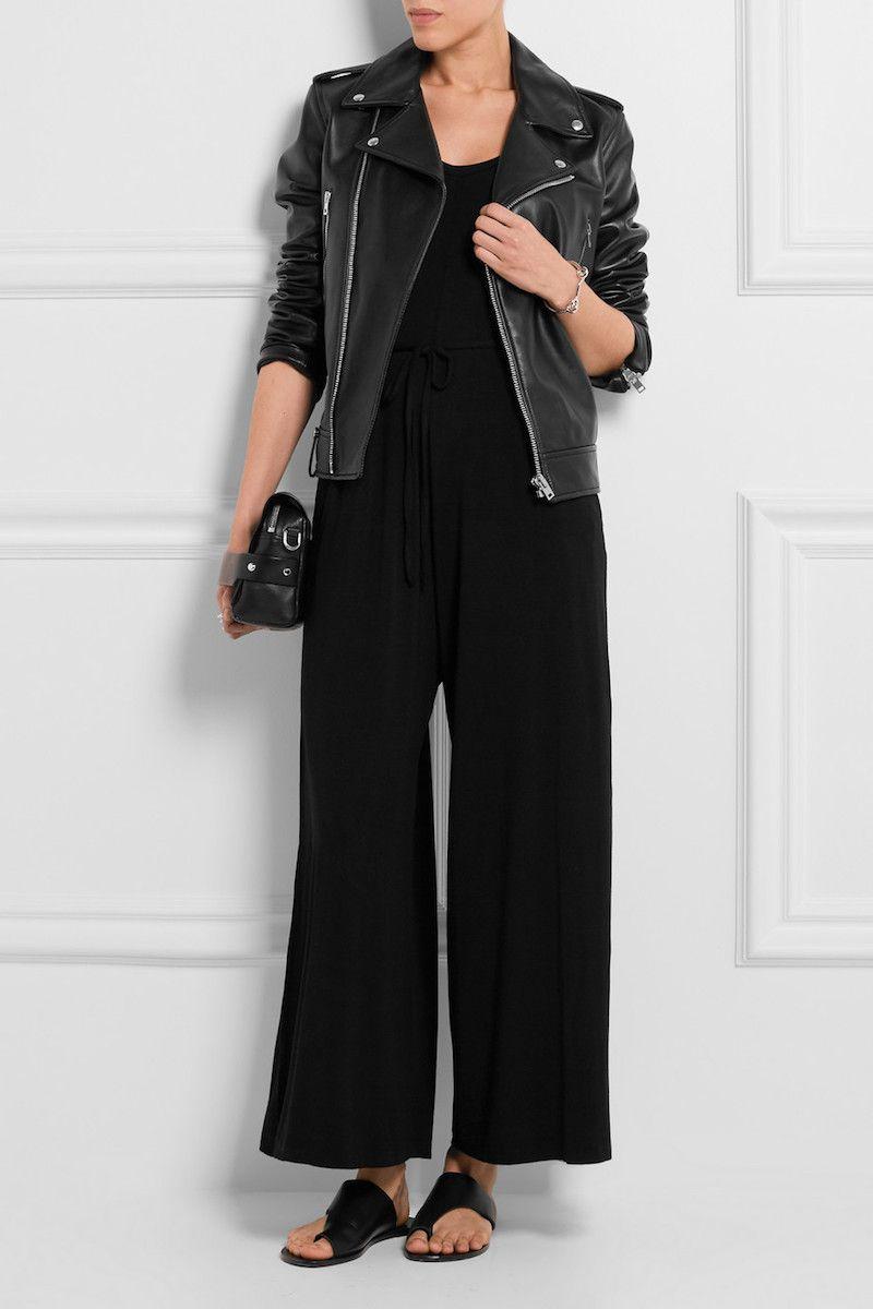 Black Jumpsuit from Splendid