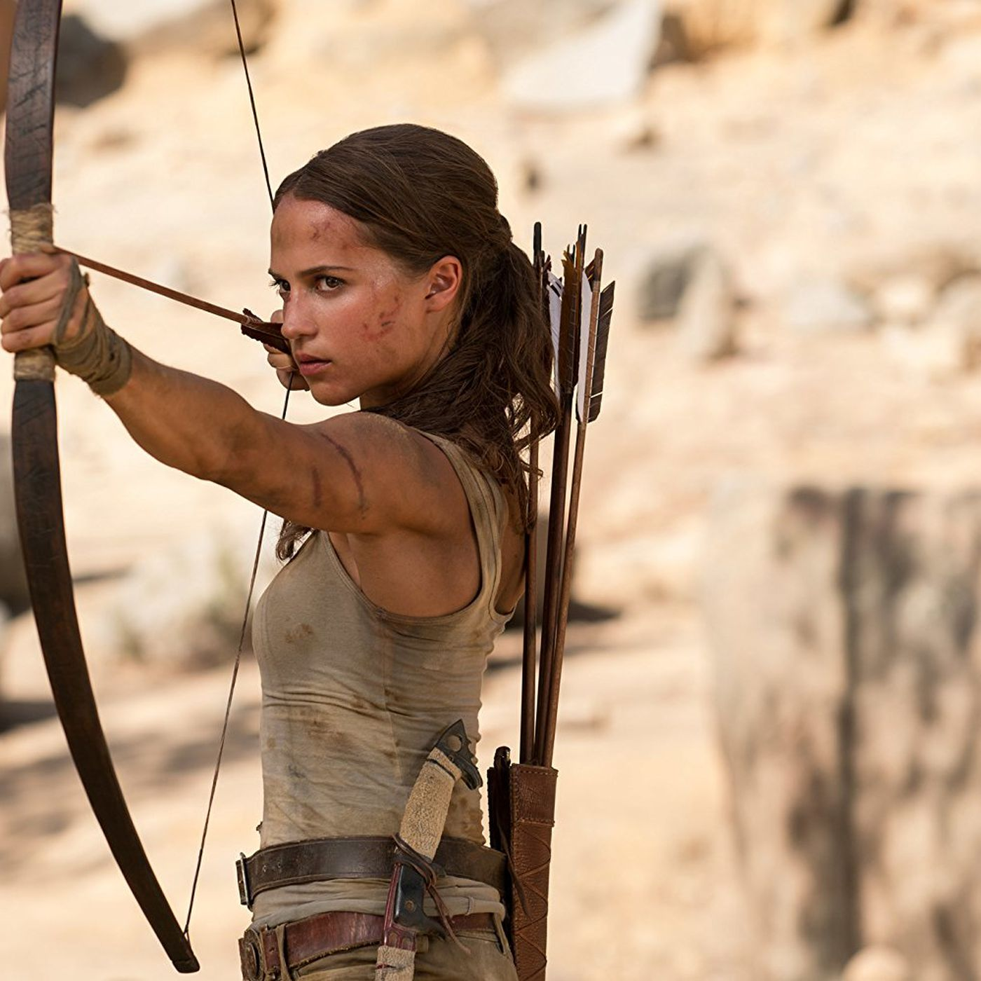 Why We Ve Been Arguing About Lara Croft For Two Decades Vox