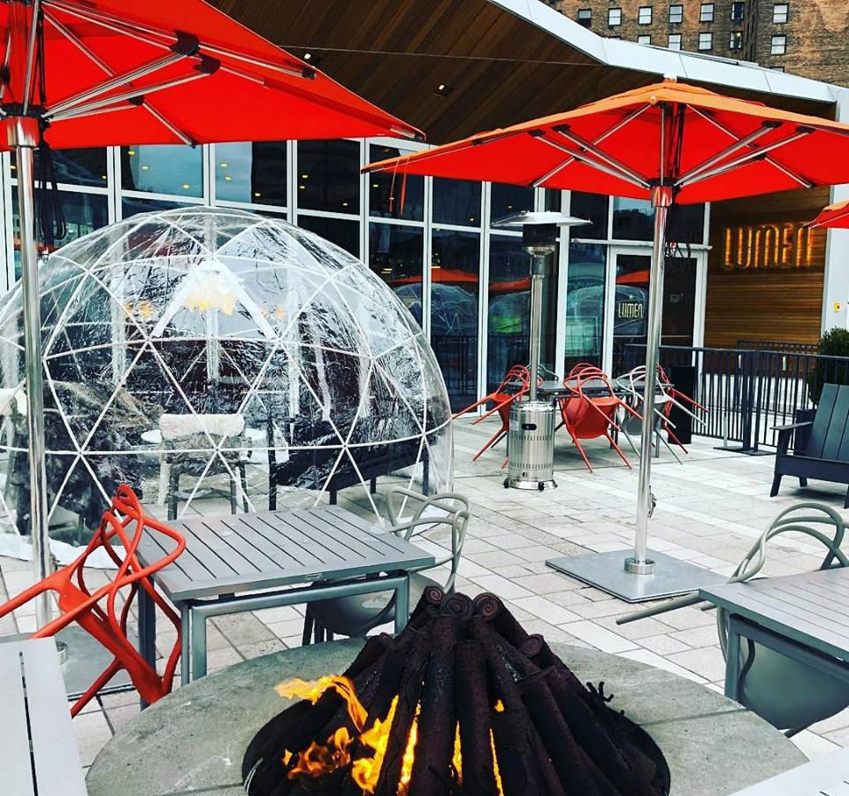 9 All Season Patios In Detroit To Visit All Year Long