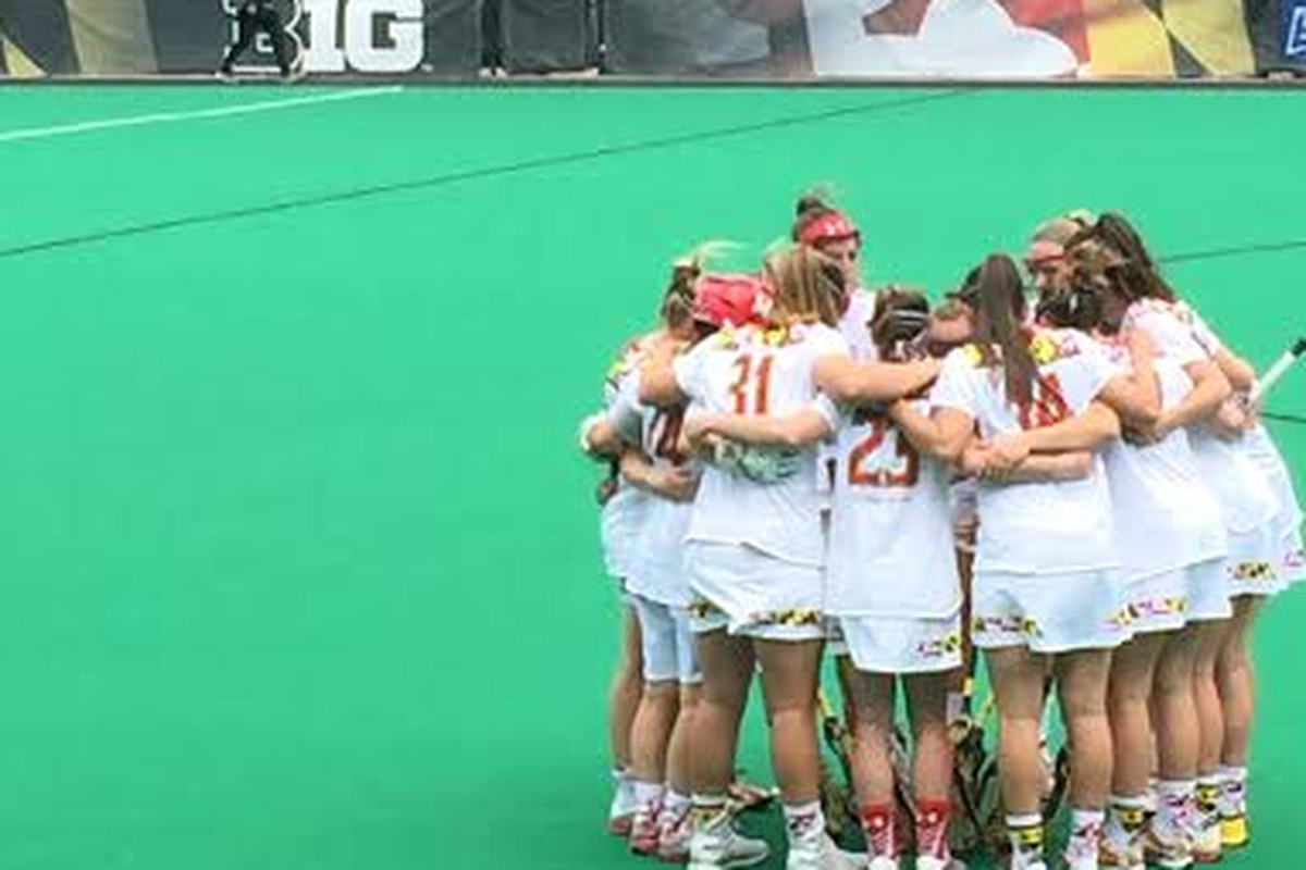 Top-seeded Maryland women's lacrosse can advance to its eighth straight Final Four with a win over UMass on Sunday