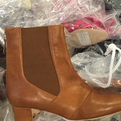 Ankle boot, size 37, $250