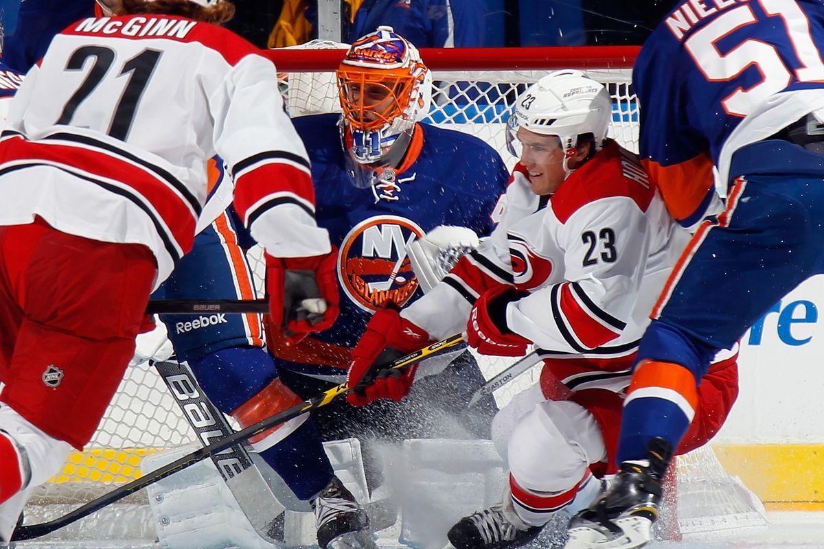 half off 274ab 0af66 What Did the New York Islanders Get in Jaroslav Halak? Part ...