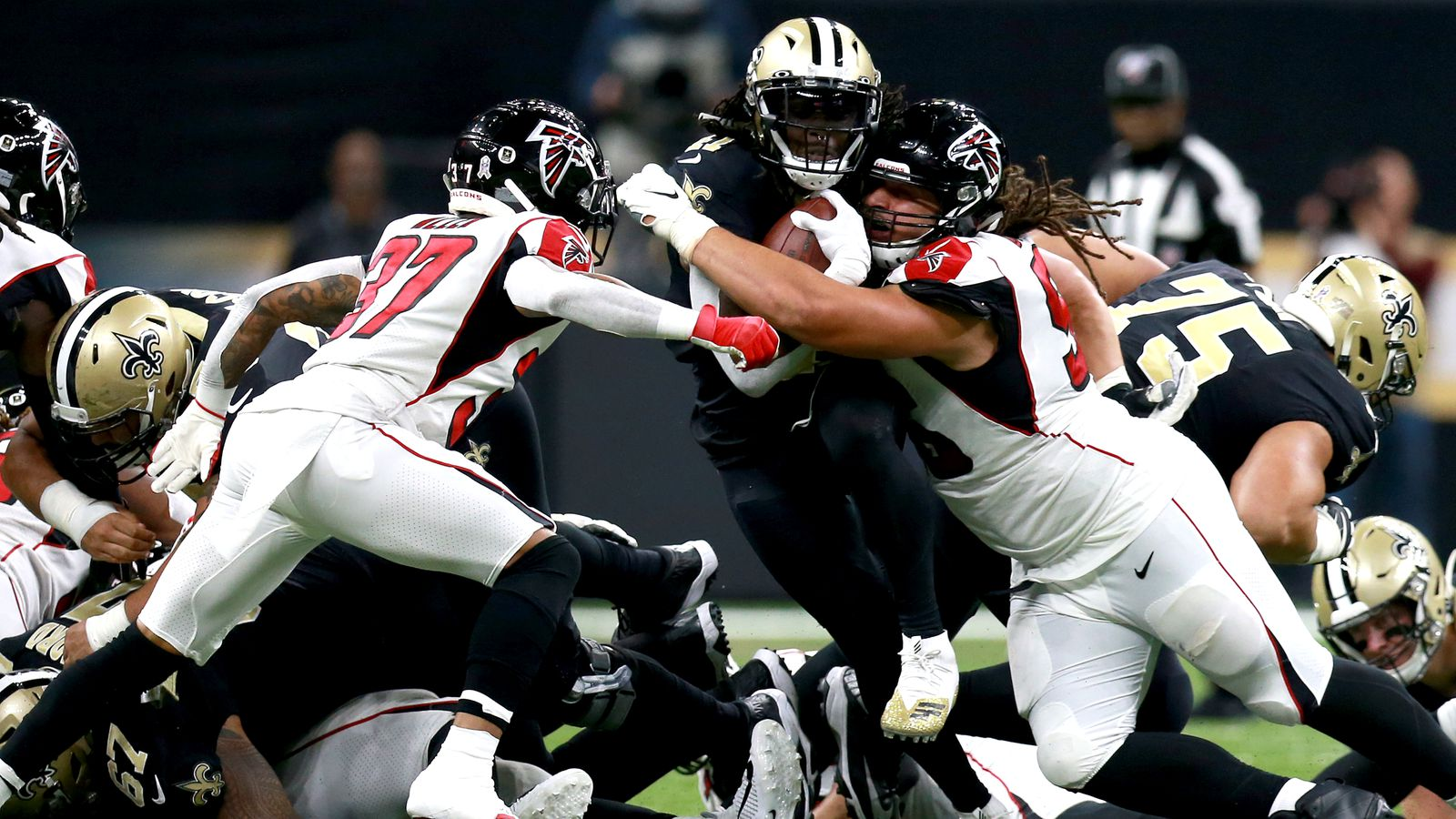 NFC playoff news: Falcons did the 49ers a favor beating the Saints - Niners Nation