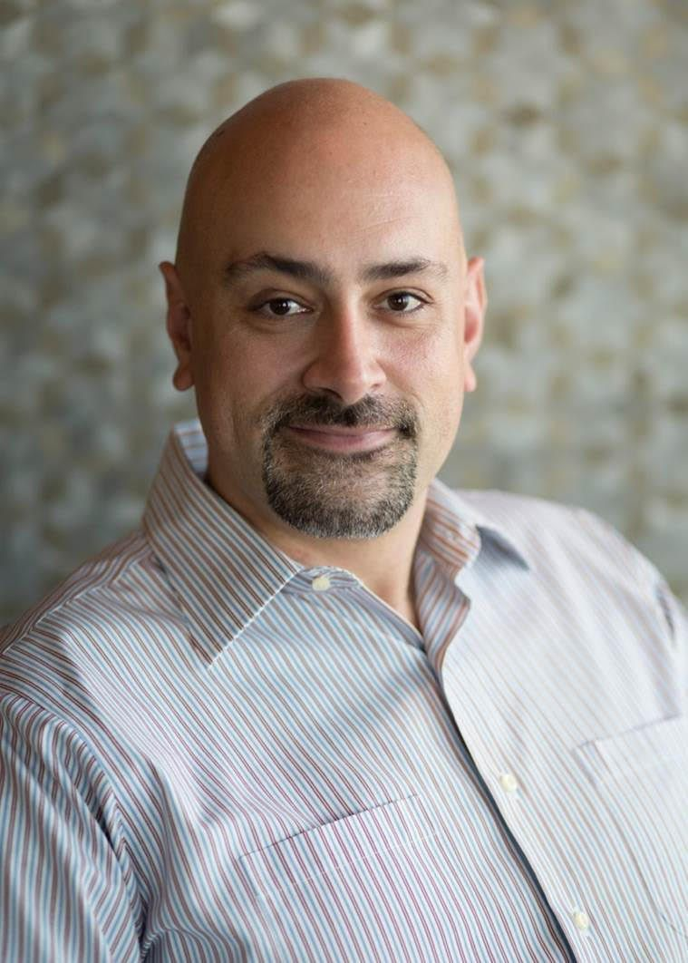 Profile photo of Emil Eyvazoff, owner and operator of 71Above and Takami restaurants in Los Angeles