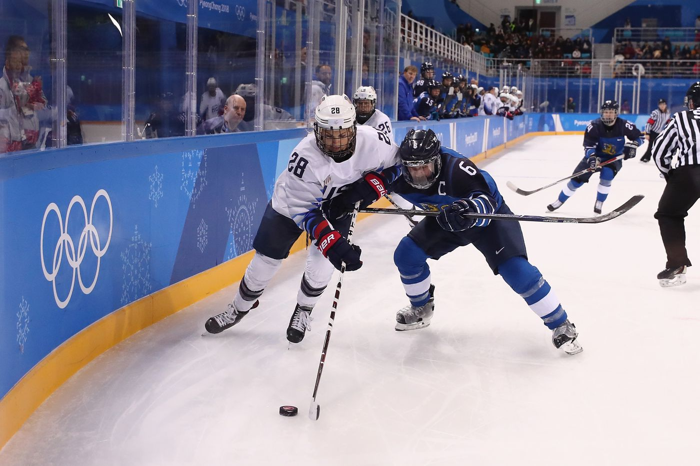 Finland Foiled By Shootout At Women S Worlds Championship 2019 Us