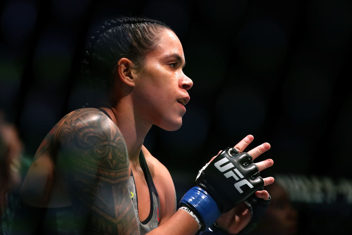 c43de92d451c Amanda Nunes plans to defend featherweight title after beating Holly Holm