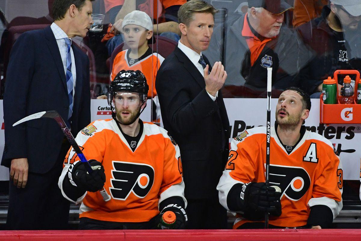 NHL: Boston Bruins at Philadelphia Flyers