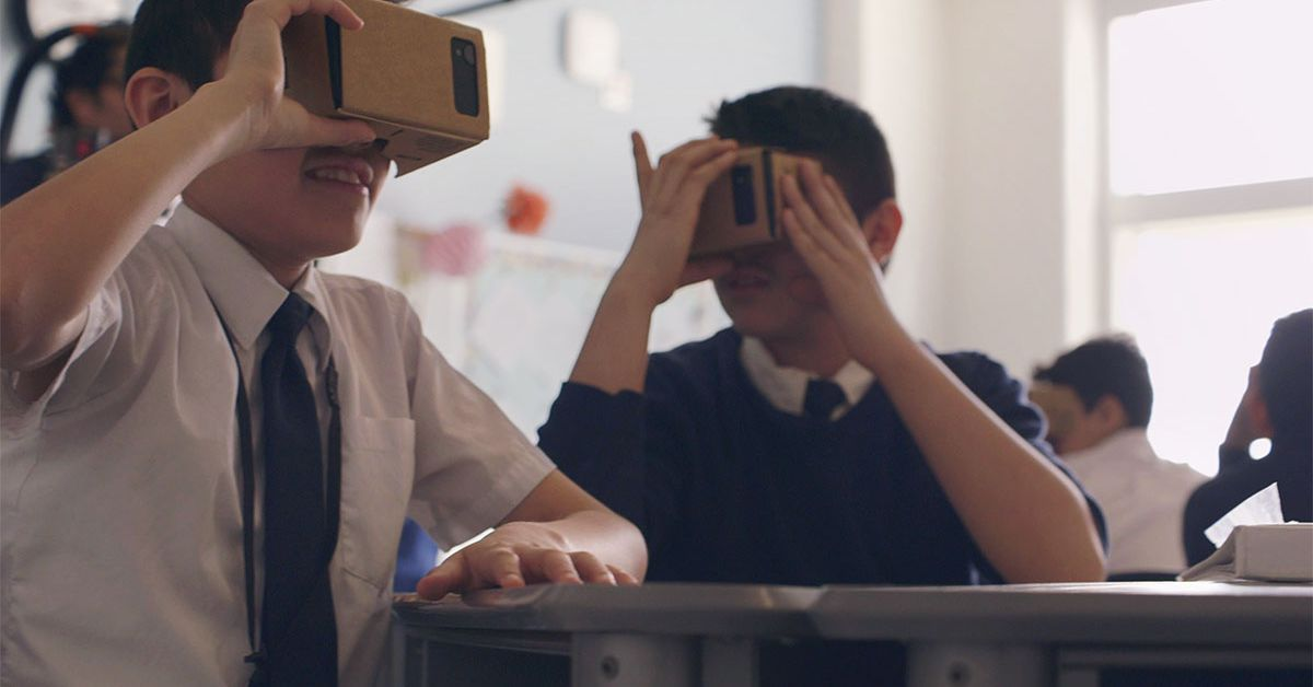 Google is shutting down its VR field trip app Expeditions