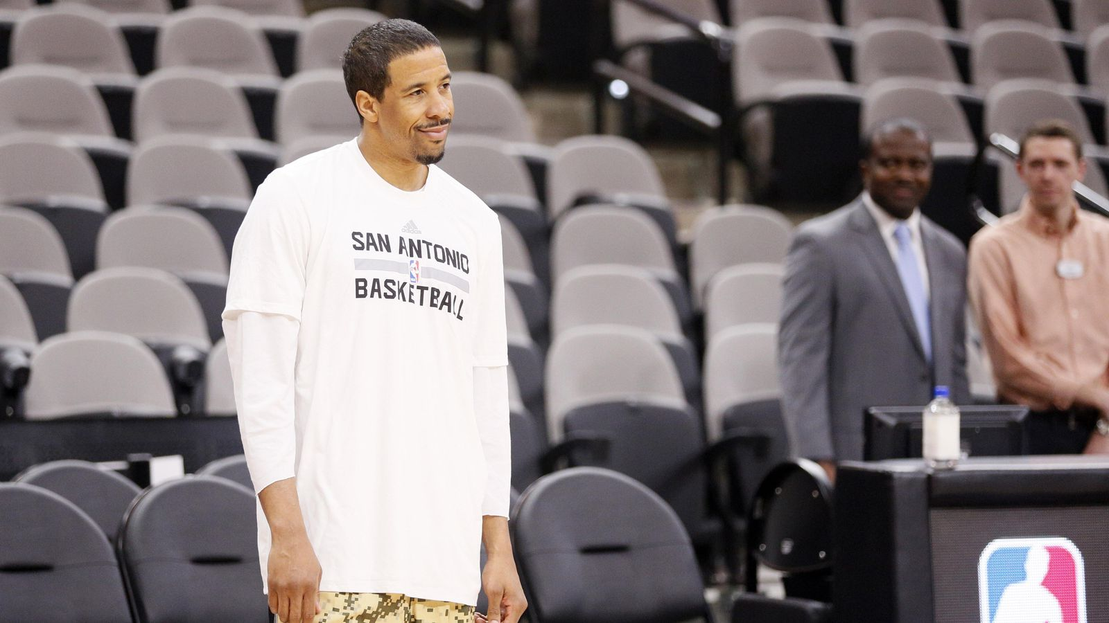 How will Miller and Martin fit in with the Spurs