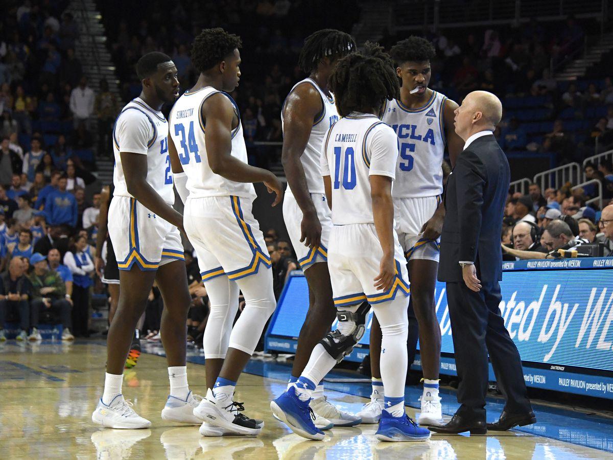 NCAA Basketball: Long Beach State at UCLA