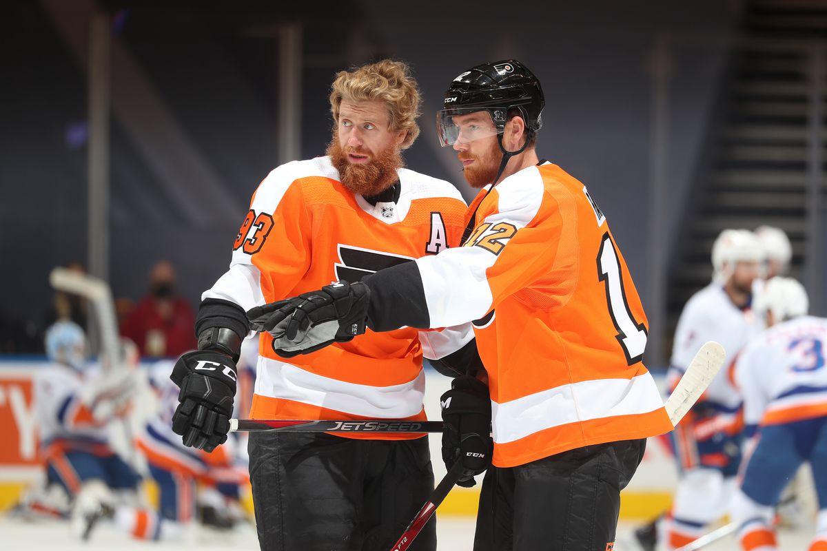 New York Islanders v Philadelphia Flyers - Game Two
