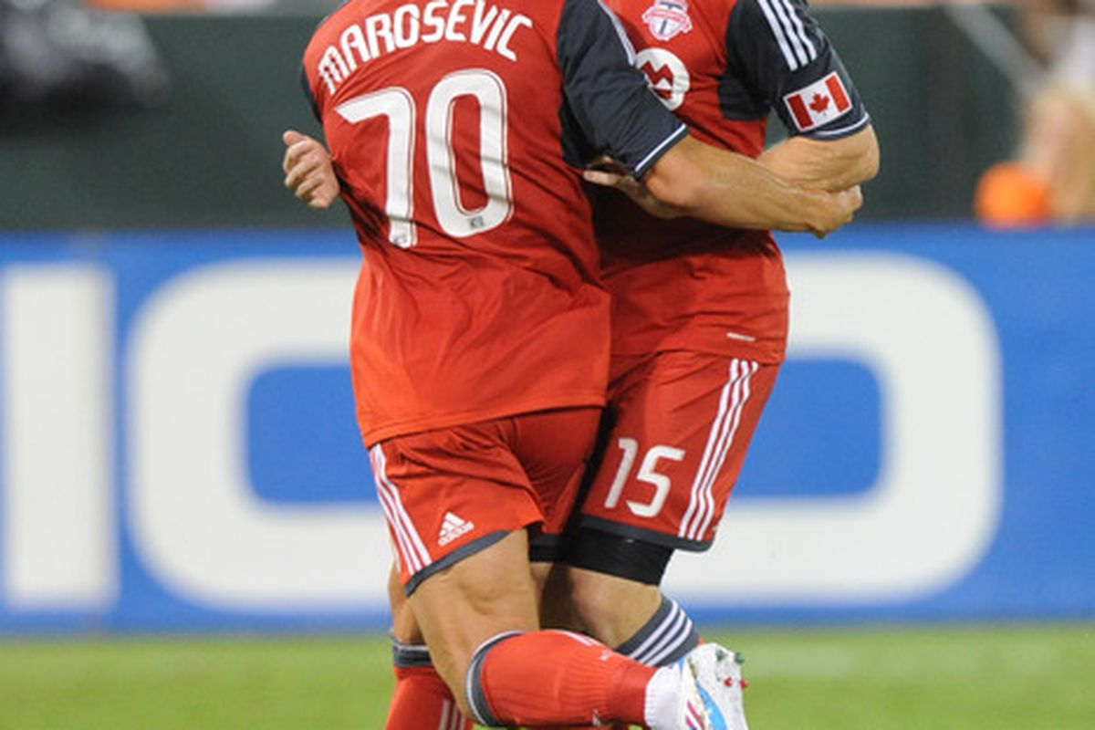 TFC's in game tickling certainly improved after Marosevic's arrival.
