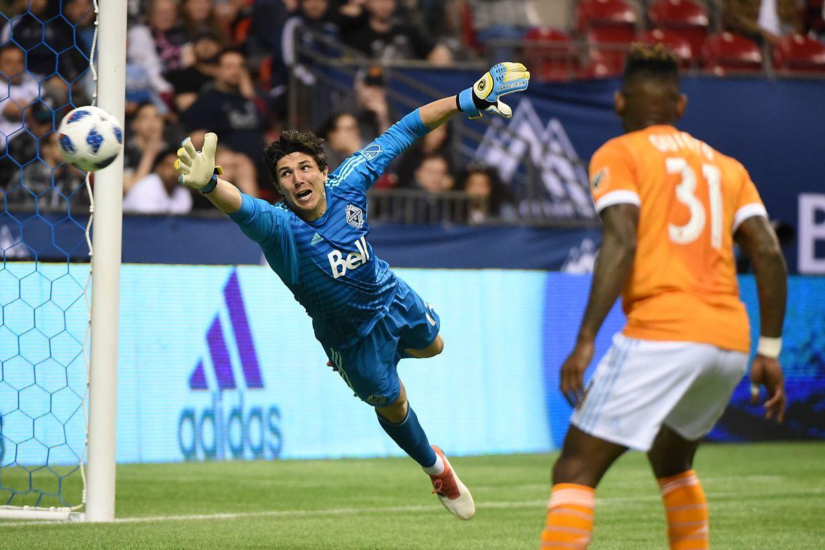 MLS: Houston Dynamo at Vancouver Whitecaps