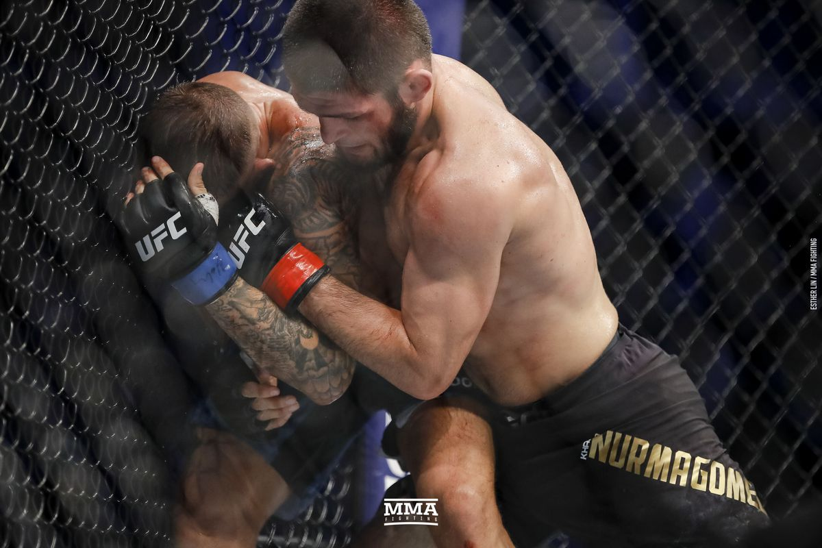 Fortunes changed for five at UFC 242