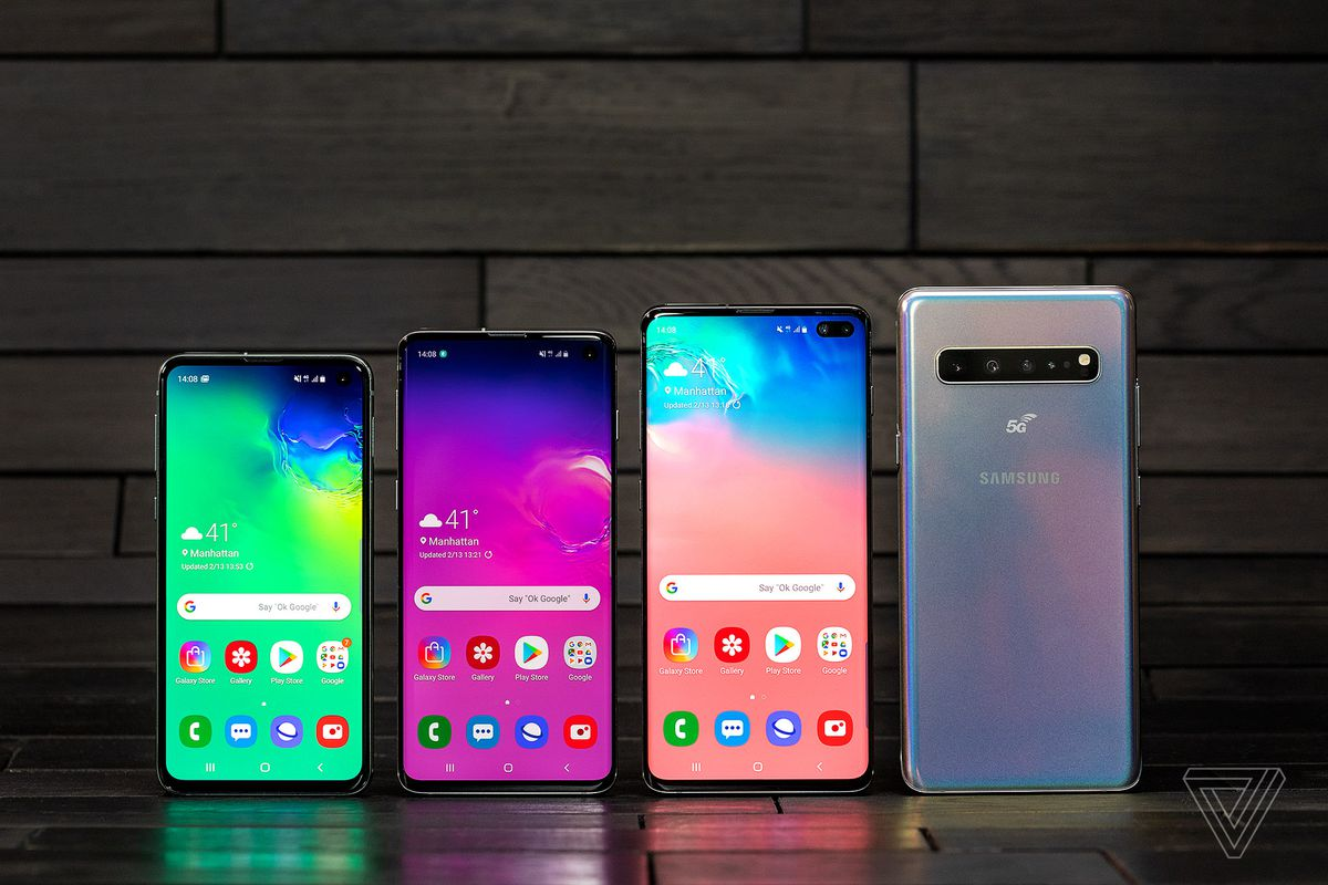 Image result for Samsung Galaxy S10 Note 10