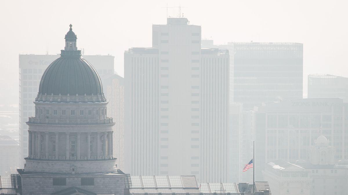 What's stopping Utah's Legislature from solving the air